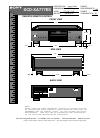 Sony SCD-XA777ES - Es Super Audio Cd Player