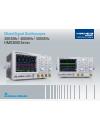 Hameg HMO3000 Series Technical data manual