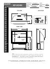 Sony KP-53V90 - 53
