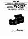 Pentax PV-C850A