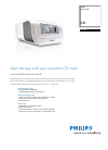 Philips AJ3916 Specifications