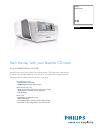 Philips AJ3916 Specification sheet