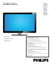 Philips 32PFL3403D