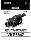 Philips Explorer VKR6847
