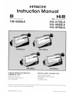 Hitachi VMH-955LA - Camcorder