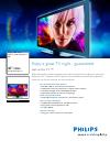 Philips 40PFL3705D