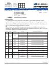 Subaru 2013MY BRZ Service bulletin