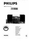 Philips FW34 Usermanualmanual