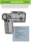 Insignia NS-DV1080P Guía De Instalación Rápida 8 pages