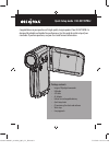 Insignia NS-DV720PBL2 Quick Setup Manual 8 pages