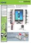 Insignia NS-LTDVD19-09CA Setup Manual 2 pages