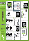 Insignia NS-24LD100A13 Quick Setup Manual 2 pages