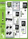 Insignia NS-24LD100A13 Guía De Instalación Rápida 2 pages
