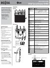 Insignia NS-HDRAD Guía De Instalación Rápida 2 pages