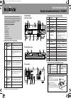 Insignia NSAV511 Guía De Instalación Rápida 2 pages