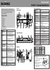 Insignia NSAV511 Quick Setup Manual 2 pages