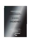 Insignia NS-24LD120A13 Información Importante 12 pages