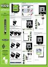 Insignia NS-24LD120A13 Quick Setup Manual 2 pages