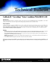 Itronix GoBook II Operation Instruction 1 pages