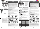 JVC SU-DH1-J Instructions 2 pages
