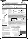 JVC KS-PD500 Installations 6 pages