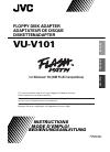 JVC VU-V101 Instructions Manual 80 pages