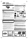 JVC KS-AR9004 Instructions Manual 6 pages