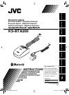 JVC KS-BTA200K Instructions Manual 293 pages