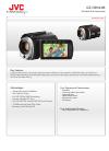 JVC Everio GZ-HD520
