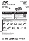 JVC GC-PX100 Operation & user's manual