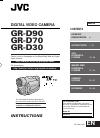 JVC GR-D90
