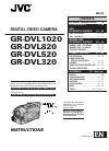 JVC GR-DVL820