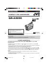 JVC GR-AX890UC