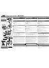 JVC CB-V91U Instructions 2 pages