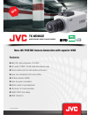 JVC TK-WD9602E Specifications