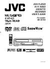 JVC HR-XV1EK Operation & User's Manual 64 pages