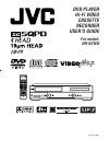 JVC HR-XV1EK Operation & User's Manual 60 pages