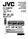 JVC HR-XVC20USR Operation & User's Manual 68 pages