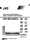 JVC 0905TNH-FN-FN Instructions Manual 76 pages