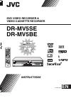 JVC LPT1092-001A Instructions Manual 100 pages