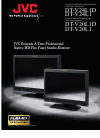 JVC DTV24L1U - MultiFormat LCD Monitor Brochure & specs