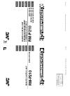 JVC RM-P210E Instructions Manual 18 pages