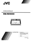 JVC RM-RE9000 Instructions Manual 16 pages