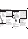 JVC RM-RK50P Operation & User's Manual 2 pages