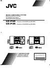 JVC CA-UXP3R