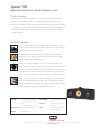 Bowers & Wilkins Signature HTM Specification Sheet 1 pages