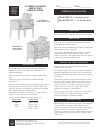 Bakers Pride DS-805 Specifications