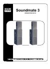DAPAudio Soundmate 3 Operation & User's Manual 12 pages