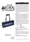 ADJ Fusion FX bar 2