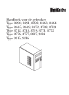 Lenovo ThinkCentre E50 Operation & user's manual
